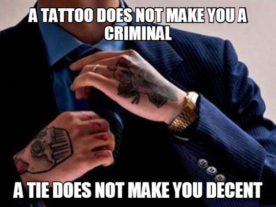 For Those Who Judge All The Time
