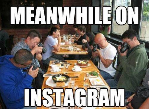 Instagram Users Meetup