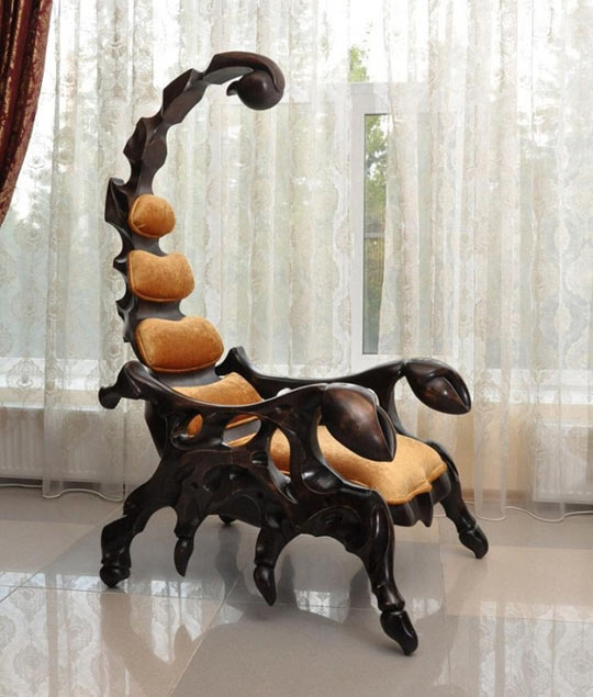 Magnificent Scorpion Chair