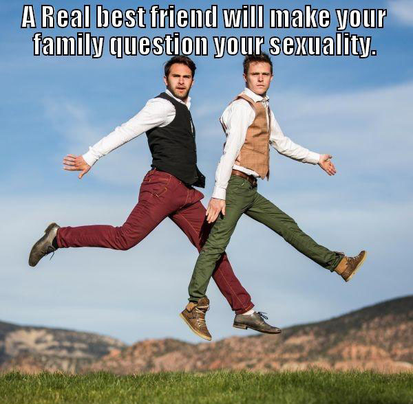A Real Best Friend