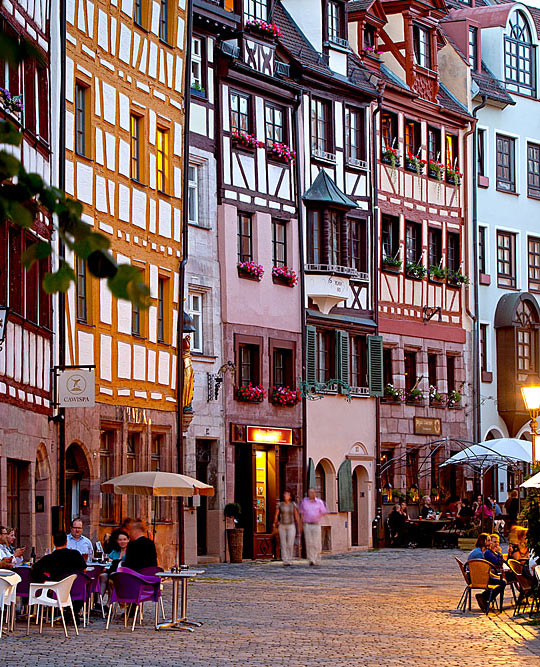 Cozy Villages Like This Place All Over Germany, I Want To Go There