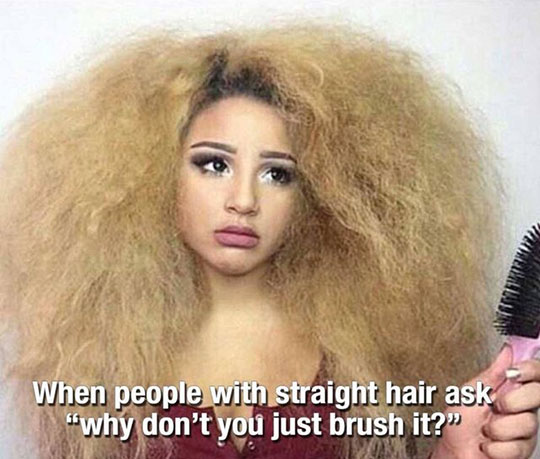 Curly Girl Hair Problems