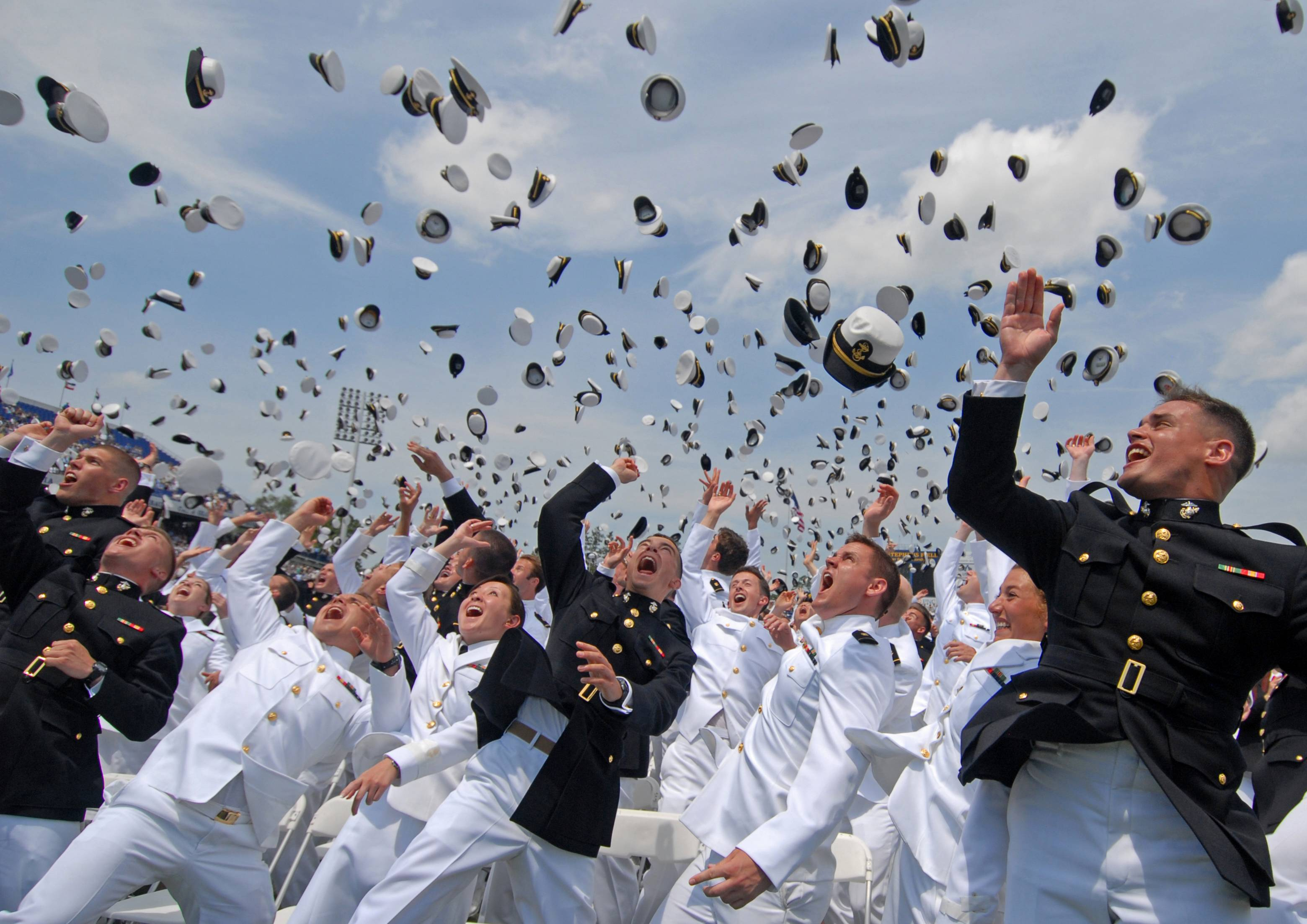 Graduates of the U.S. Naval Academy