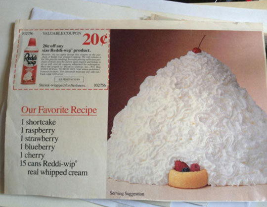 Serving Suggestion