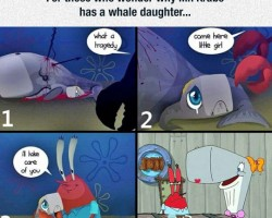 Why He Has A Whale Daughter