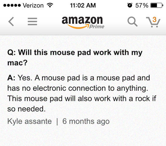 Is This Mouse Pad Mac Friendly?