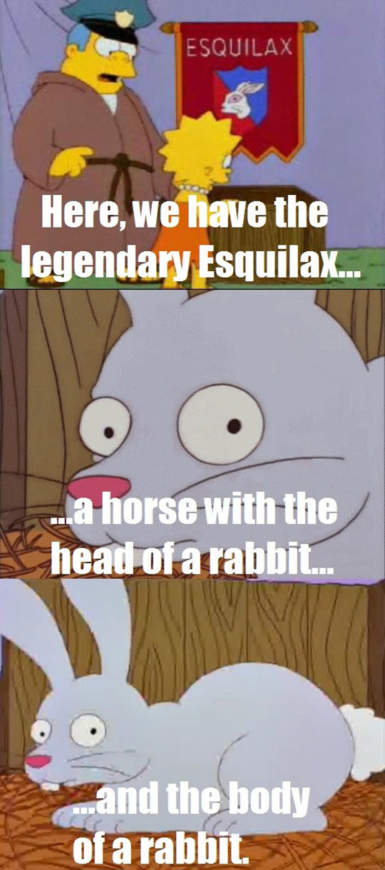 The Legendary Esquilax