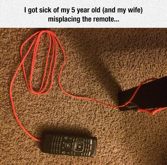 funny-remote-control-tied-up-rope