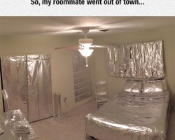 Tin Foil All The Things