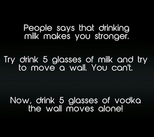 The Power Of Vodka