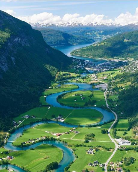 hometown in Norway