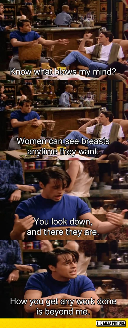 funny-Joey-Friends-being-women