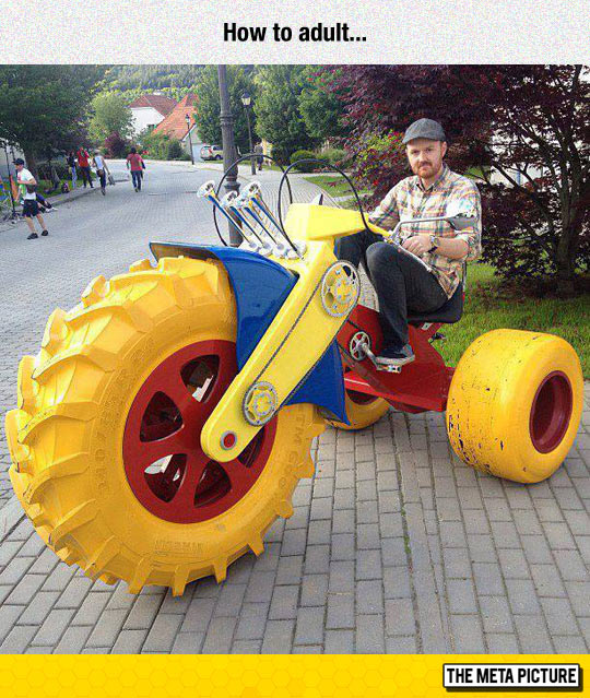 funny-man-adult-big-toy-vehicle