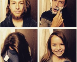 Shaving Your Beard