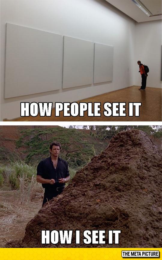How I See Modern Art