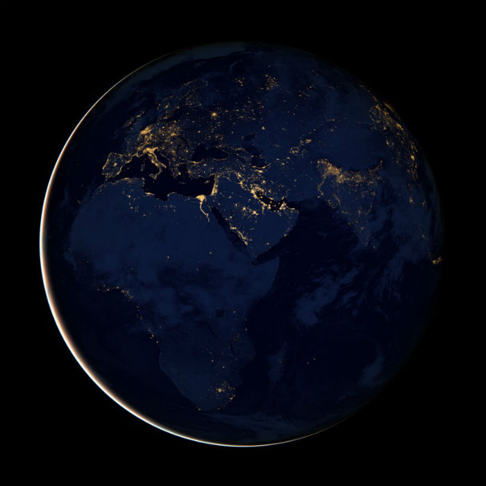 Image result for An earth with no electricity