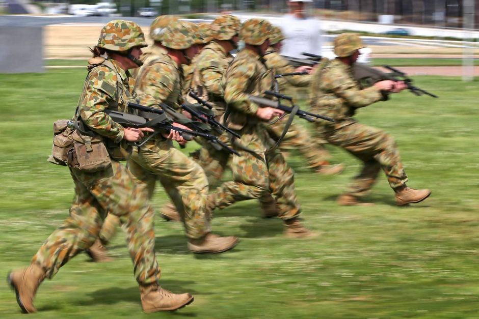 Image result for Australia army