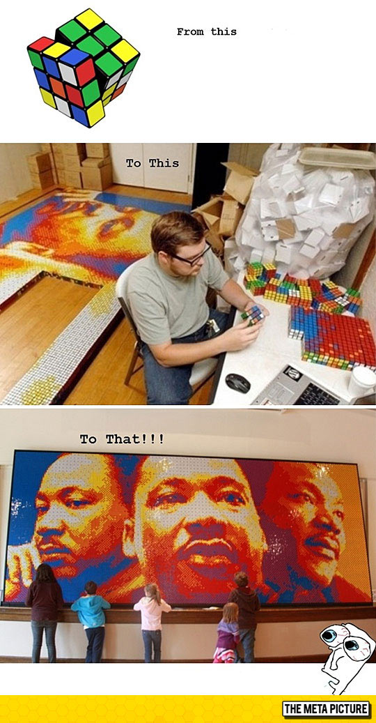 Using Only Rubik