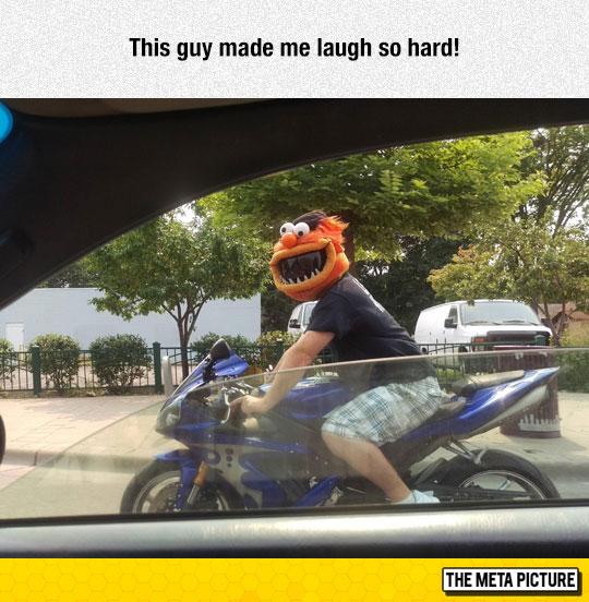 Helmet On Point