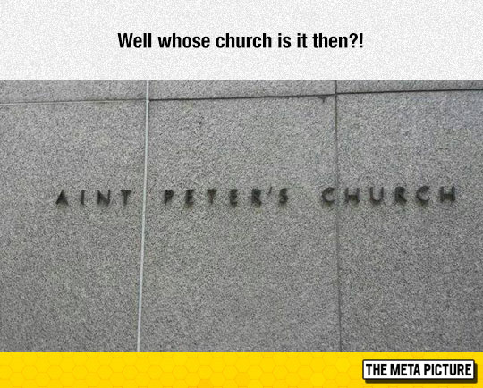 funny-Saint-Peters-Church-typo