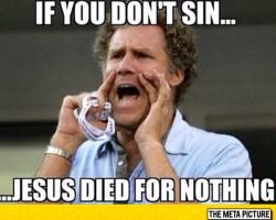 Preach On Will Ferrell