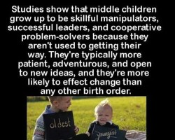 Middle Children Explained