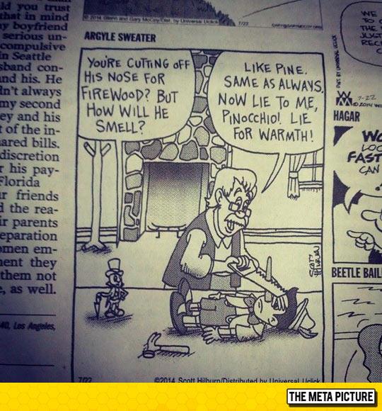 funny-news-paper-comic-Pinocchio