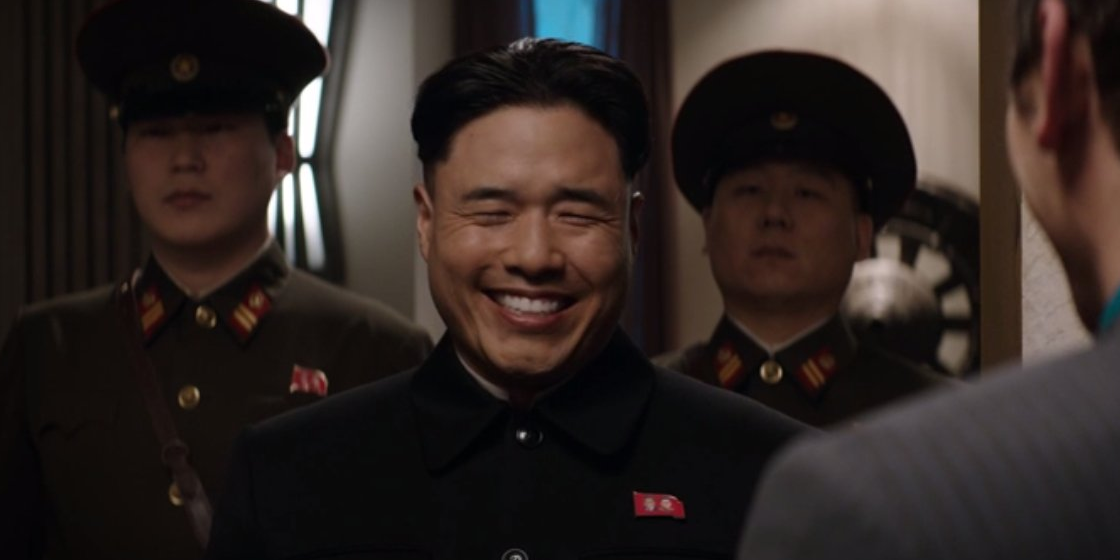 Image result for the interview kim jong un
