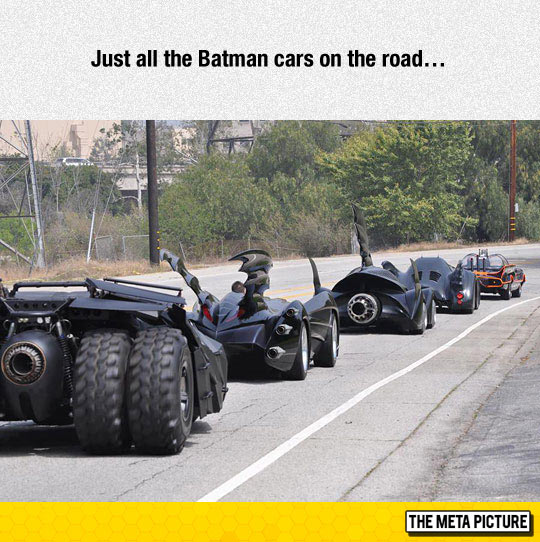 Batman-cars-old-new-movies