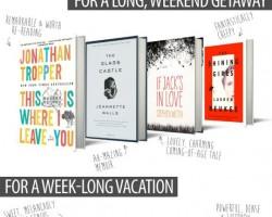 Summer Reads…