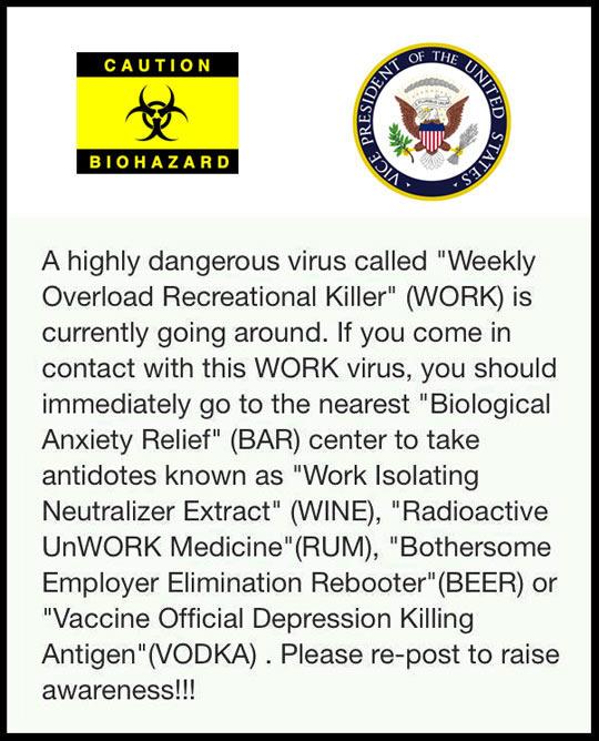 Highly Dangerous Virus