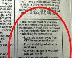 Dragon Slaying Is Its Own Reward