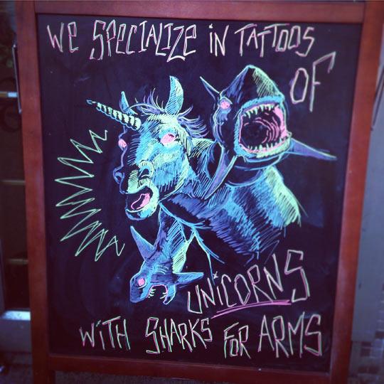 Metal Tattoo