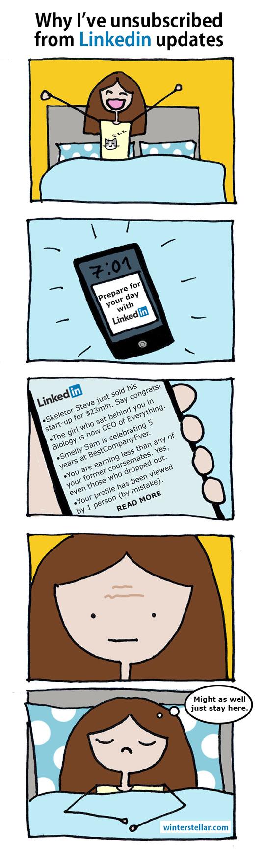 funny-LinkedIn-phone-girl-sleeping