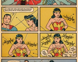Why Wonder Woman Uses Bracelets