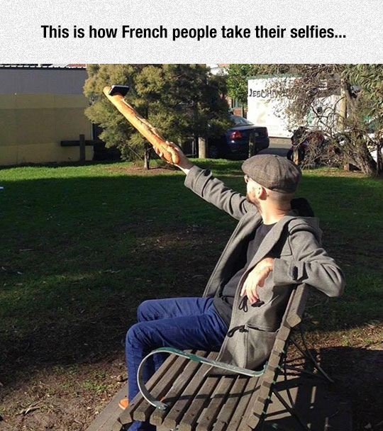 Just French Things