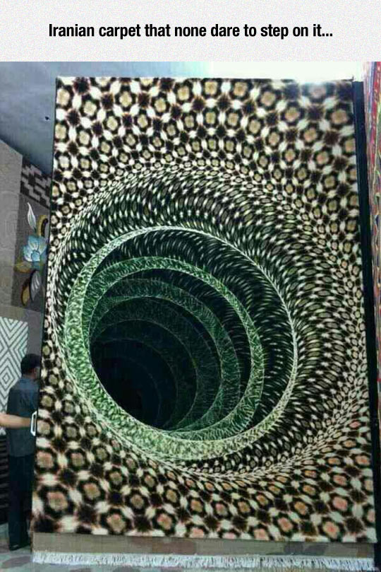 funny-carpet-3D-effect-Iranian