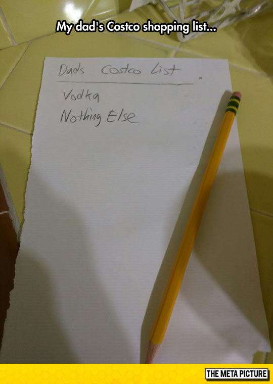 funny-note-pencil-Costco-list-shopping