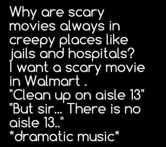 Scary Movies Plot