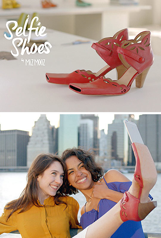 funny-selfie-shoes-girl-taking-picture