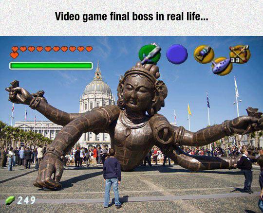 Like A Real Life Game Final
