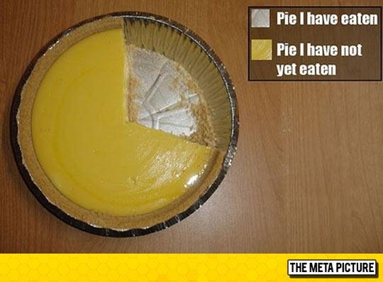 An Actual Pie Chart
