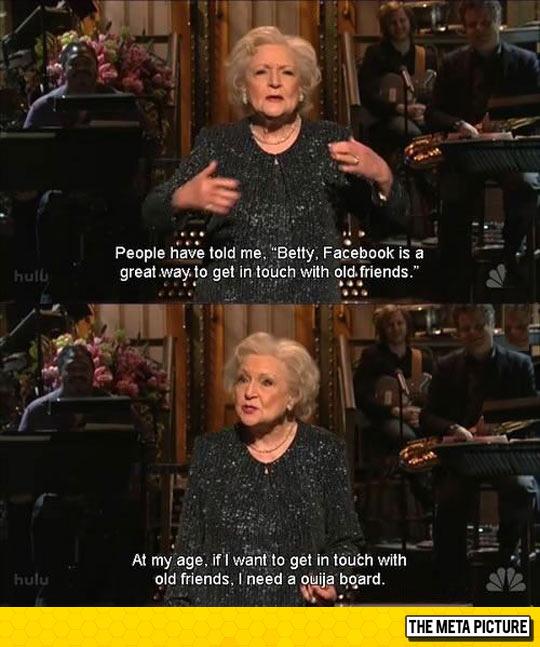 Oh, Betty