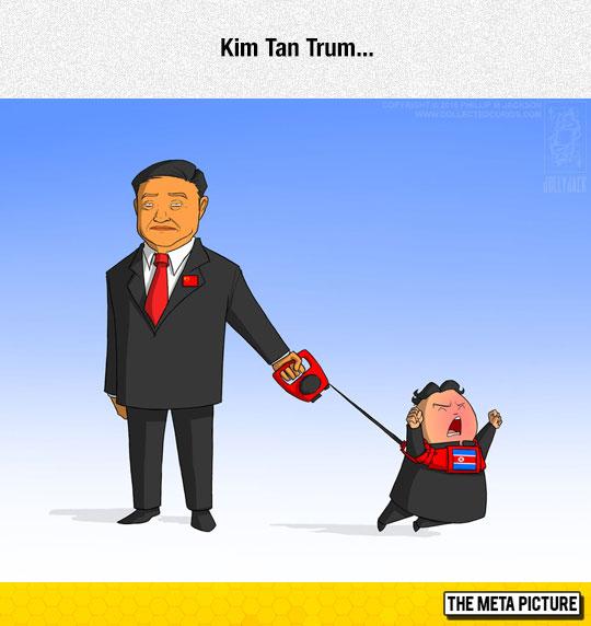 funny-North-Korea-dictator-comic