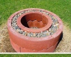 Homemade Firepit