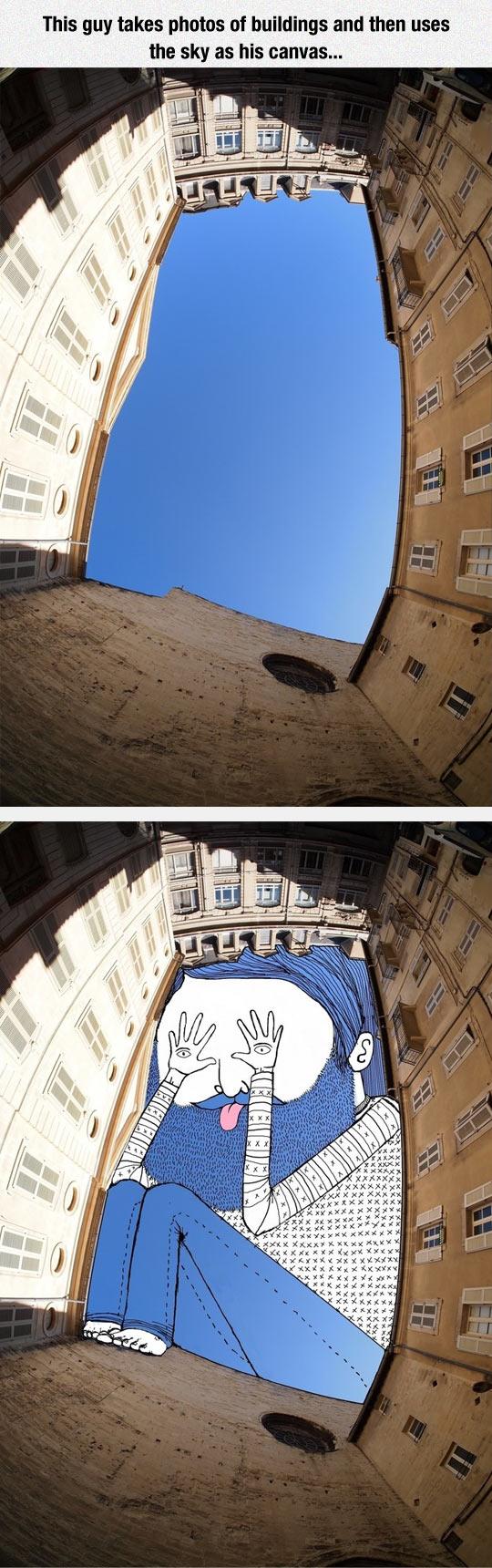 cool-building-sky-canvas-photo