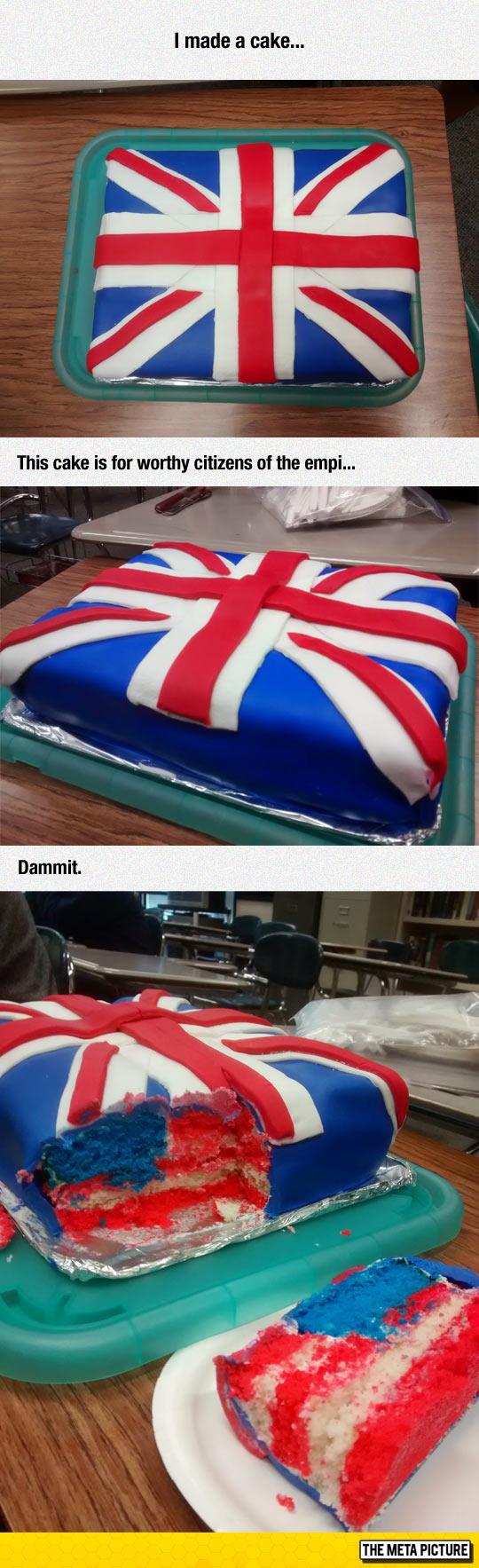 The Treason Cake
