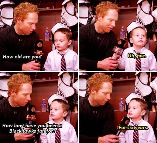 This Kid Is Impressive