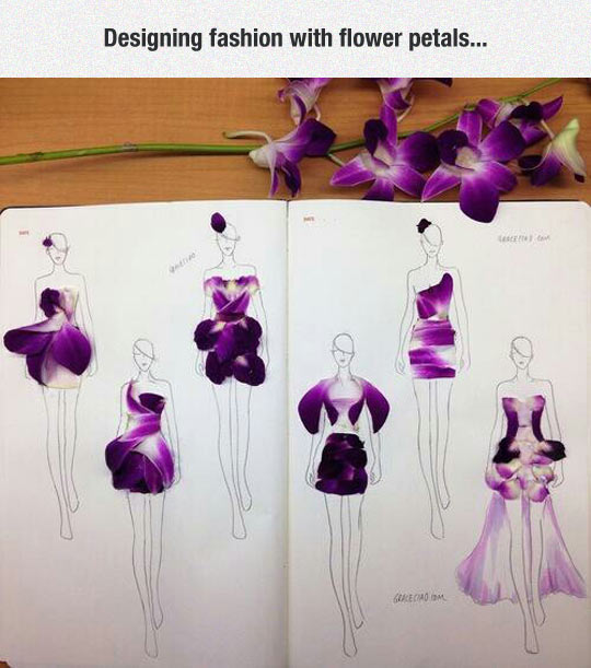 funny-petals-dress-design-flower