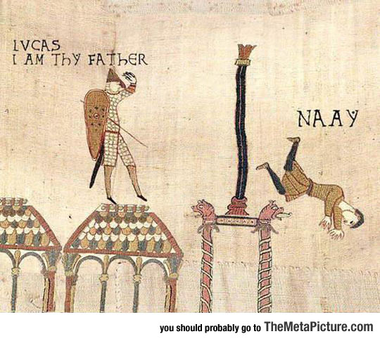 Medieval Star Wars Plot